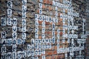 crossword-wall-art