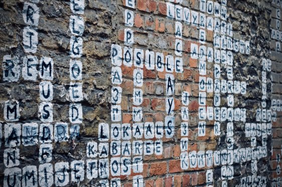 crossword-wall-art